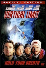 Vertical Limit, whole-movie ESL lesson poster
