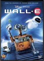 WALL-E, whole-movie ESL lesson poster