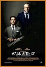 Wall Street: Money Never Sleeps ESL movie-lesson poster