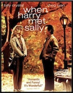 When Harry Met Sally ESL movie-lesson poster