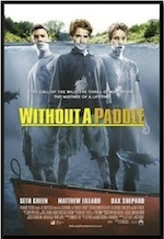 Without a Paddle ESL movie-lesson poster