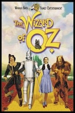 The Wizard of Oz ESL movie-lesson poster