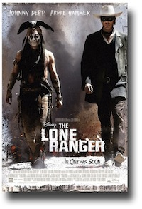The Lone Ranger and Tonto poster