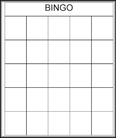 Template for bingo card funfndroid template for bingo card thecheapjerseys Choice Image