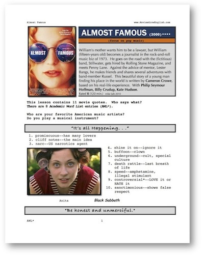 Almost Famous thumbnail